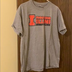 University of Illinois T-shirt